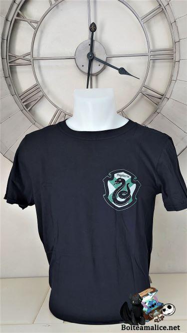 T shirt serpentard