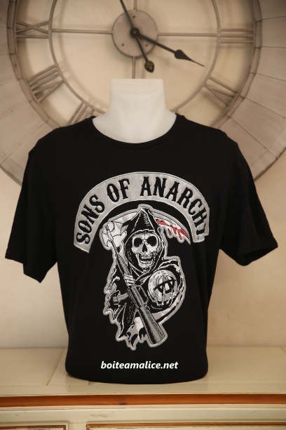 T shirt sons of anarchy 1