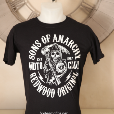 T shirt sons of anarchy 3