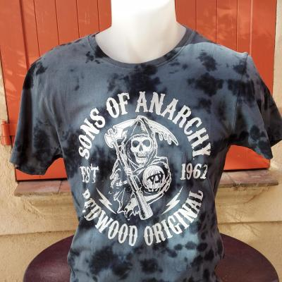T shirt sons of anarchy 5