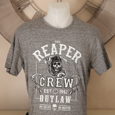 T shirt sons of anarchy reaper crew