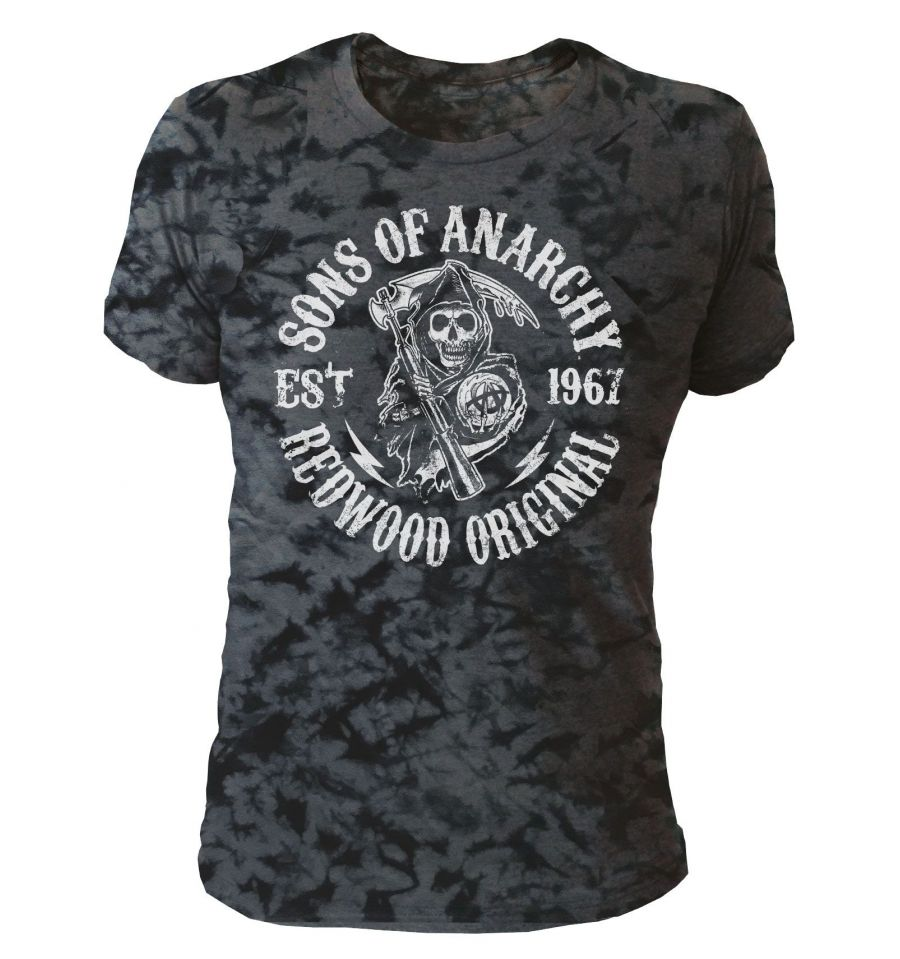 T shirt sons of anarchy redwood original