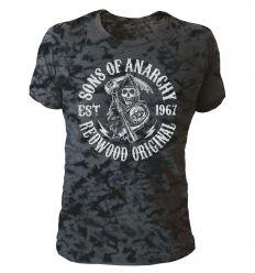 T shirt sons of anarchy redwood