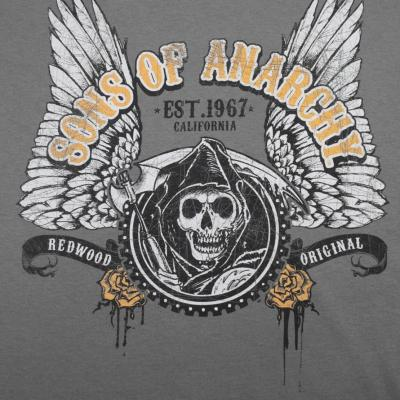 T shirt sons of anarchy