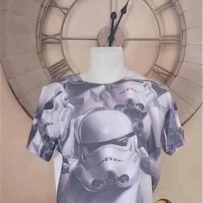T shirt star wars storm trooper