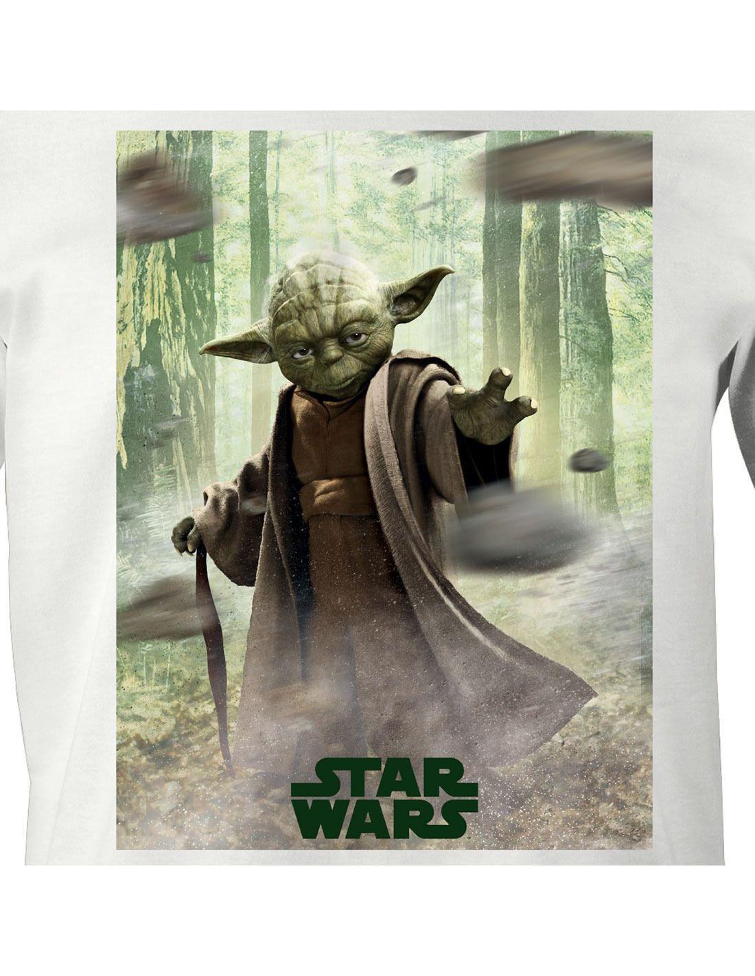 T shirt star wars yoda master 1