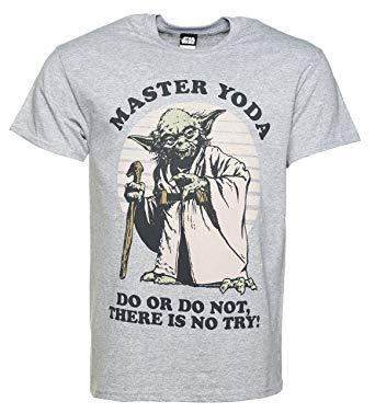 T shirt star wars yoda