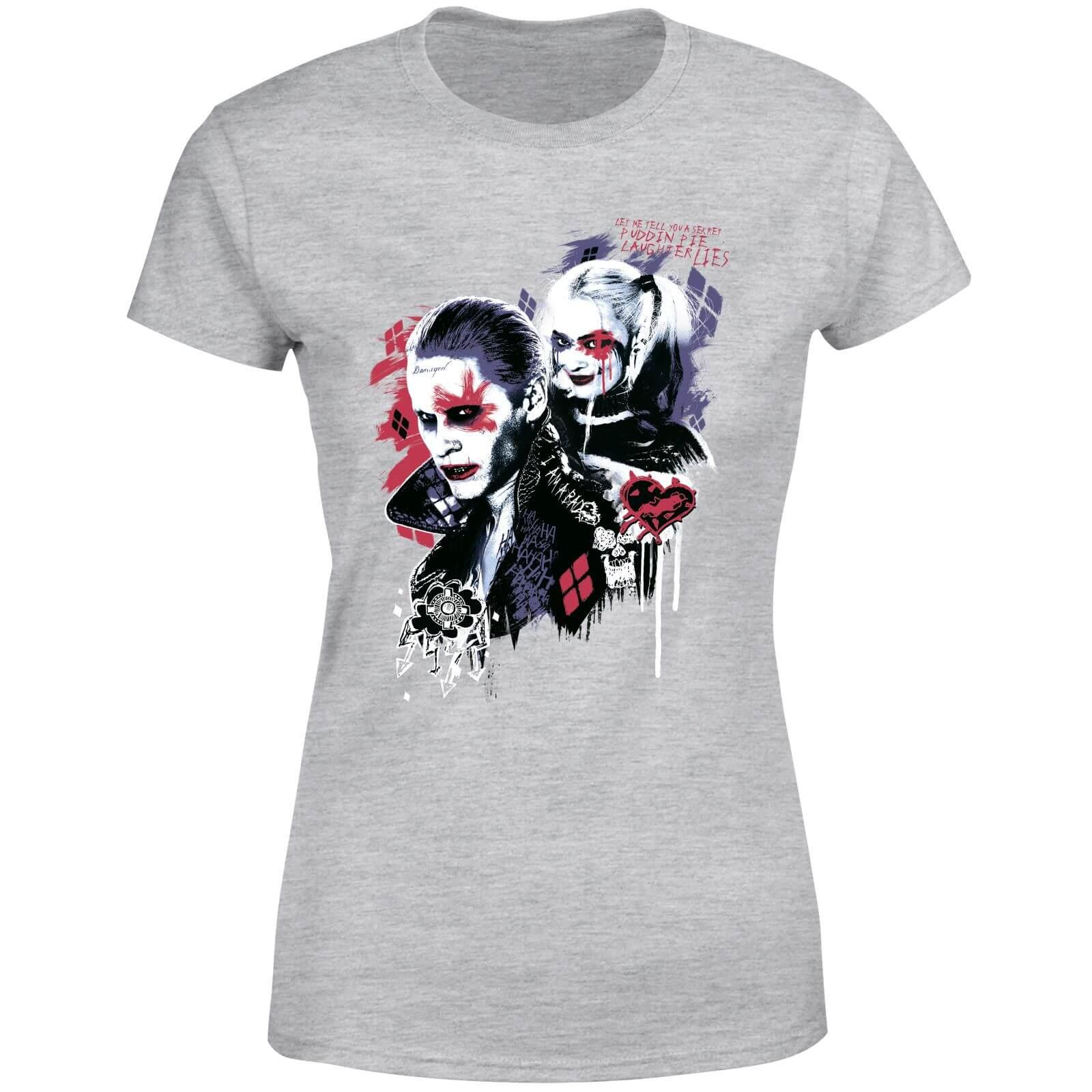 T shirt suicide squad harley quinn 1