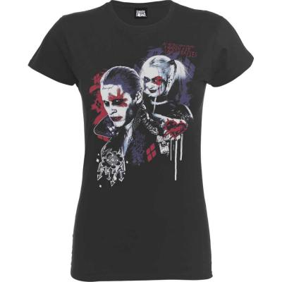 T shirt suicide squad harley quinn