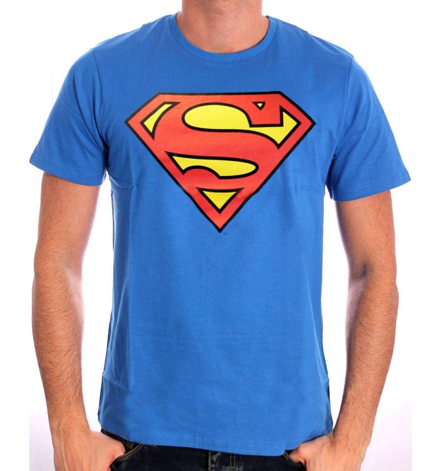 T shirt superman dc comics