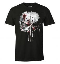 T shirt the punisher marvel bloody skull 1
