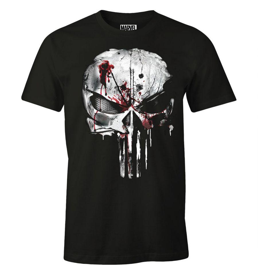 T shirt the punisher marvel