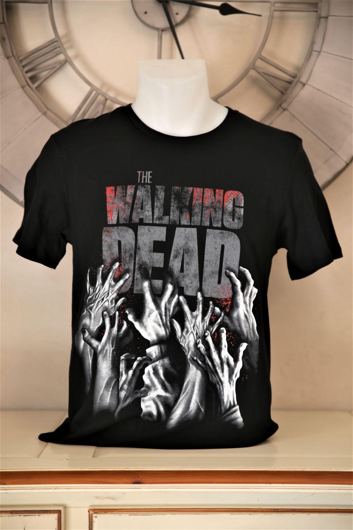 T shirt walking dead 1