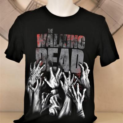 T shirt walking dead 1