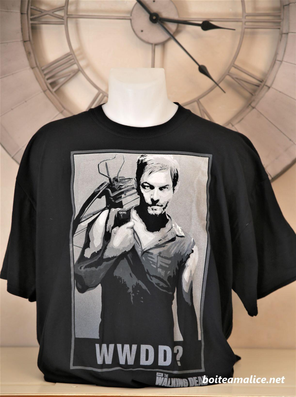 T shirt walking dead daryl 1