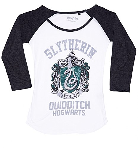 T shirt women slytherin