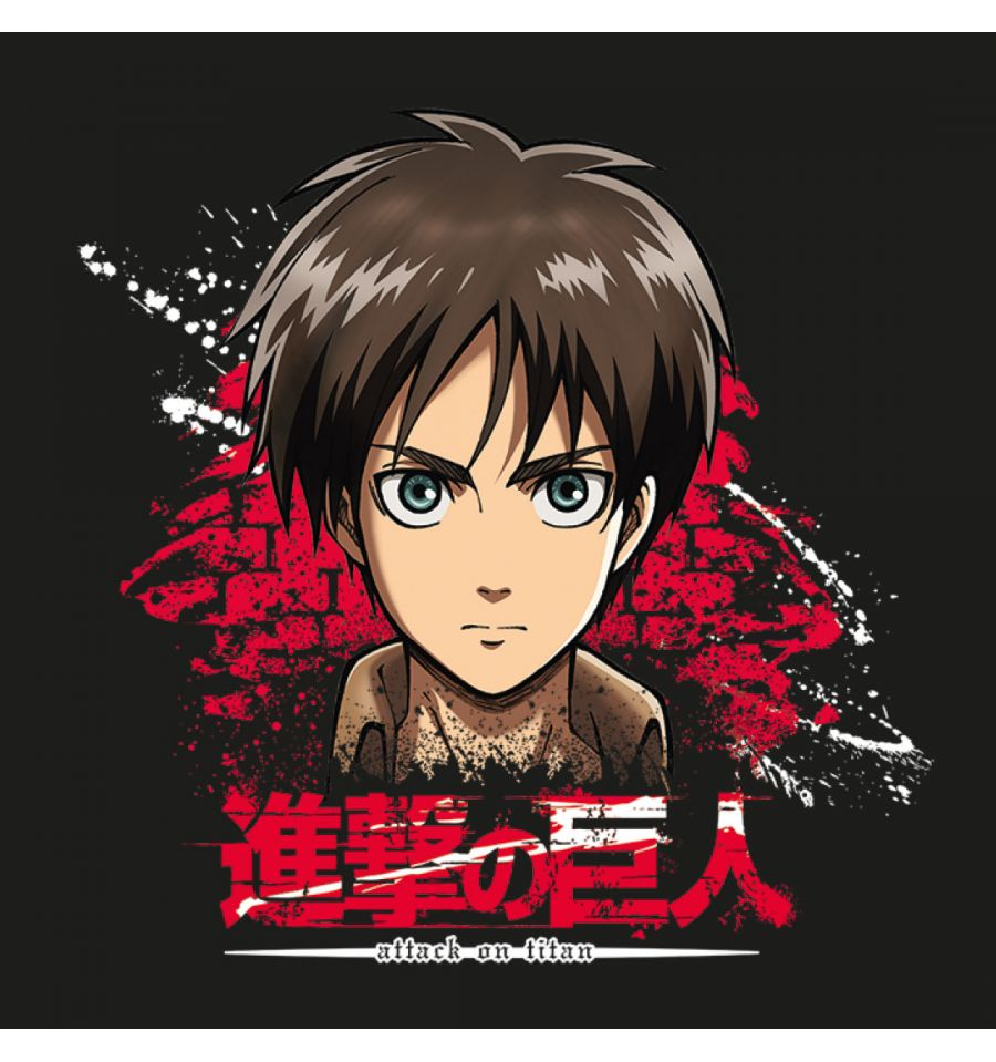 T shirt yeager attack on titan