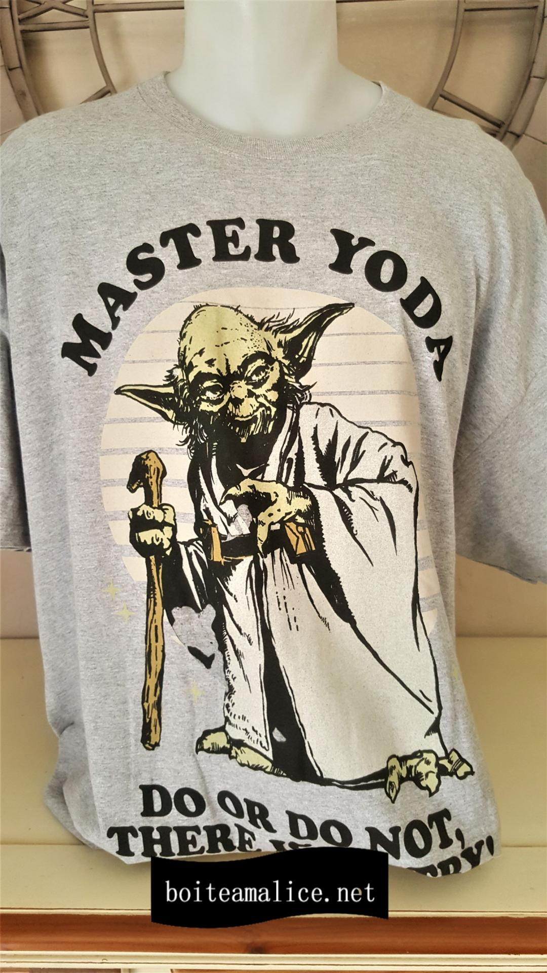 T shirt yoda xxl star wars