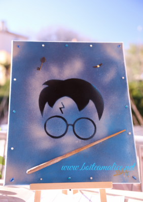 Tableau harry potter