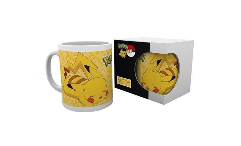 Tasse pikachu dort