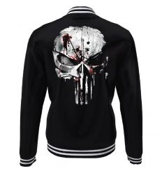Teddy the punisher marvel skull