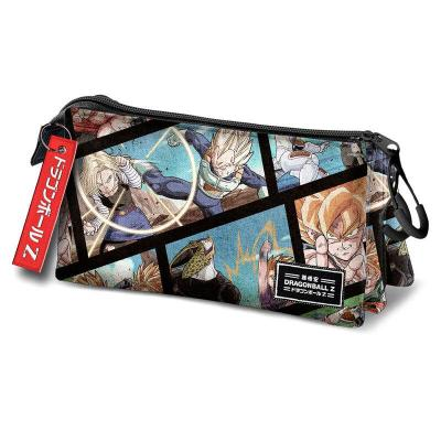 Trousse frame dragon ball z 3 compartiments