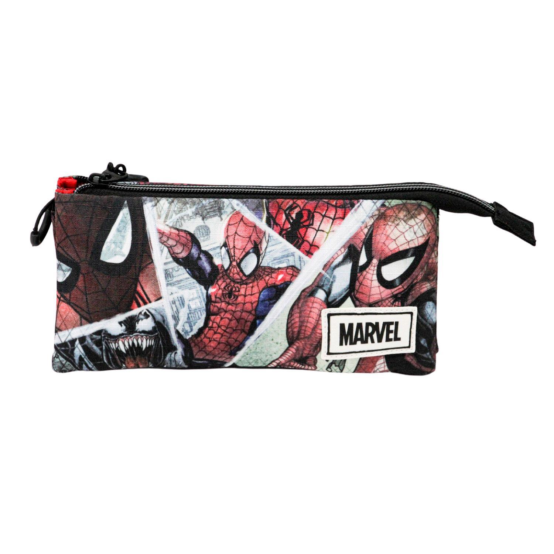 Trousse spiderman fourniture scolaire