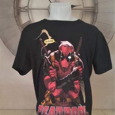 Tshirt deadpool 1