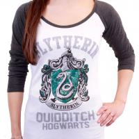Tshirt femme harry potter serpentard