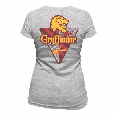 T shirt  Gryffondor Harry Potter Femme