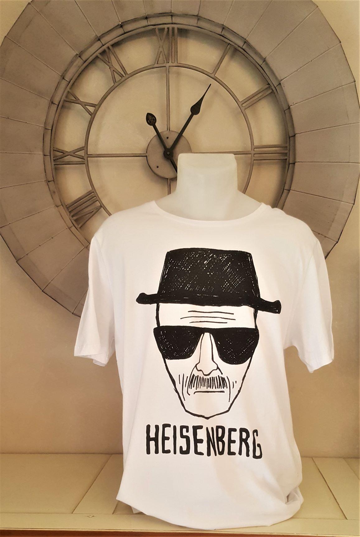 Tshirt heisenberg breaking bad