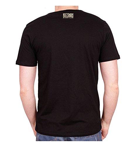 Tshirt homme overwatch logo