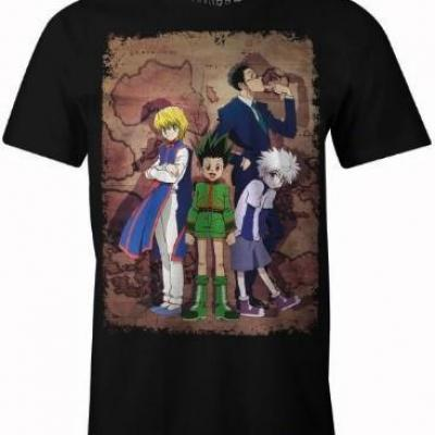 Tshirt hunterxhunter