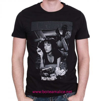 Tshirt pulp fiction