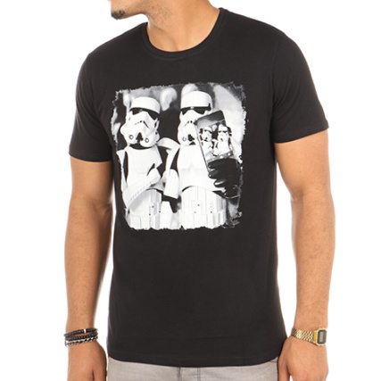 Tshirt star wars trooper