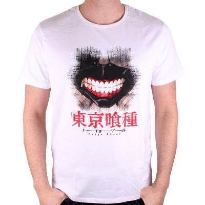 Tshirt tokyo ghoul gantai smile