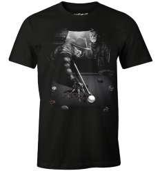 Tshirt vendredi 13 jason freddy jason billard