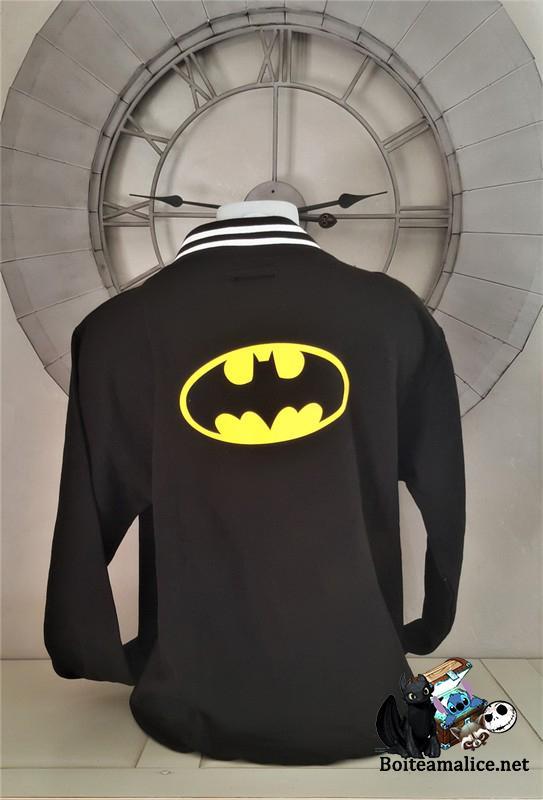 Veste batman logo