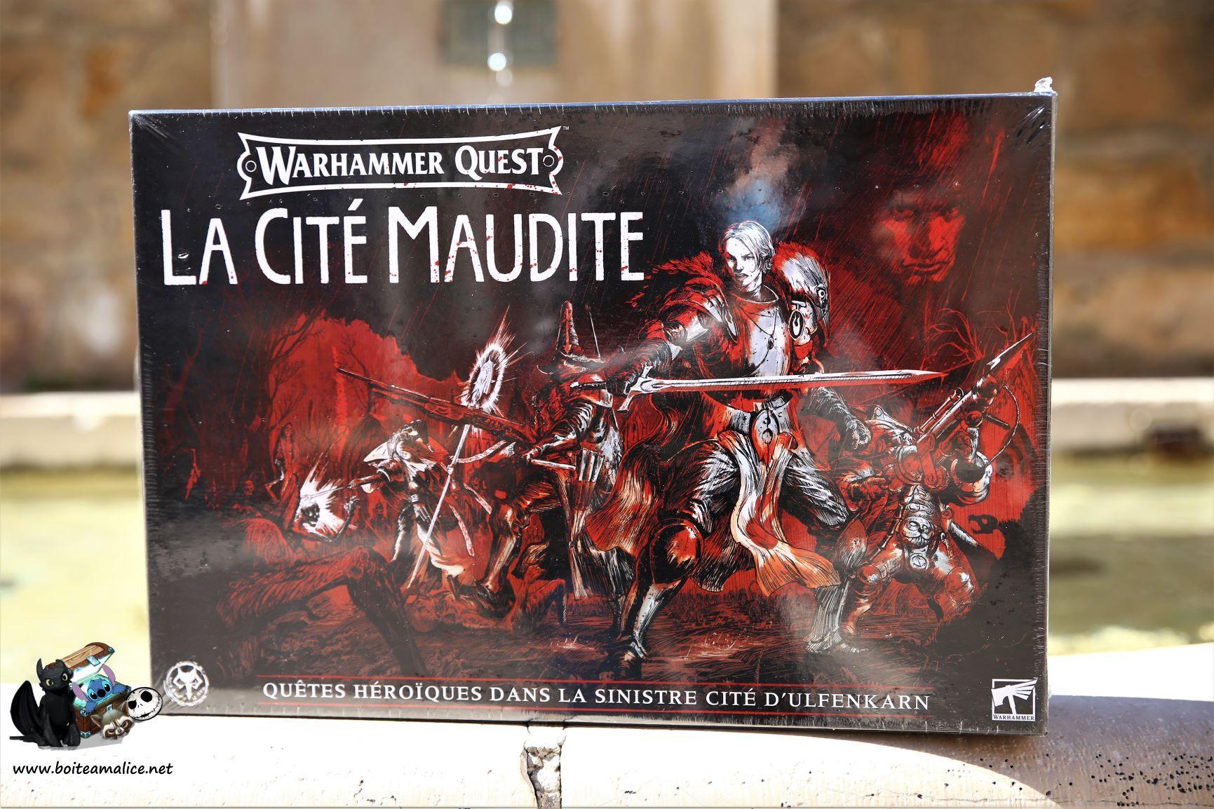 Warhammer quest la cite maudite 1