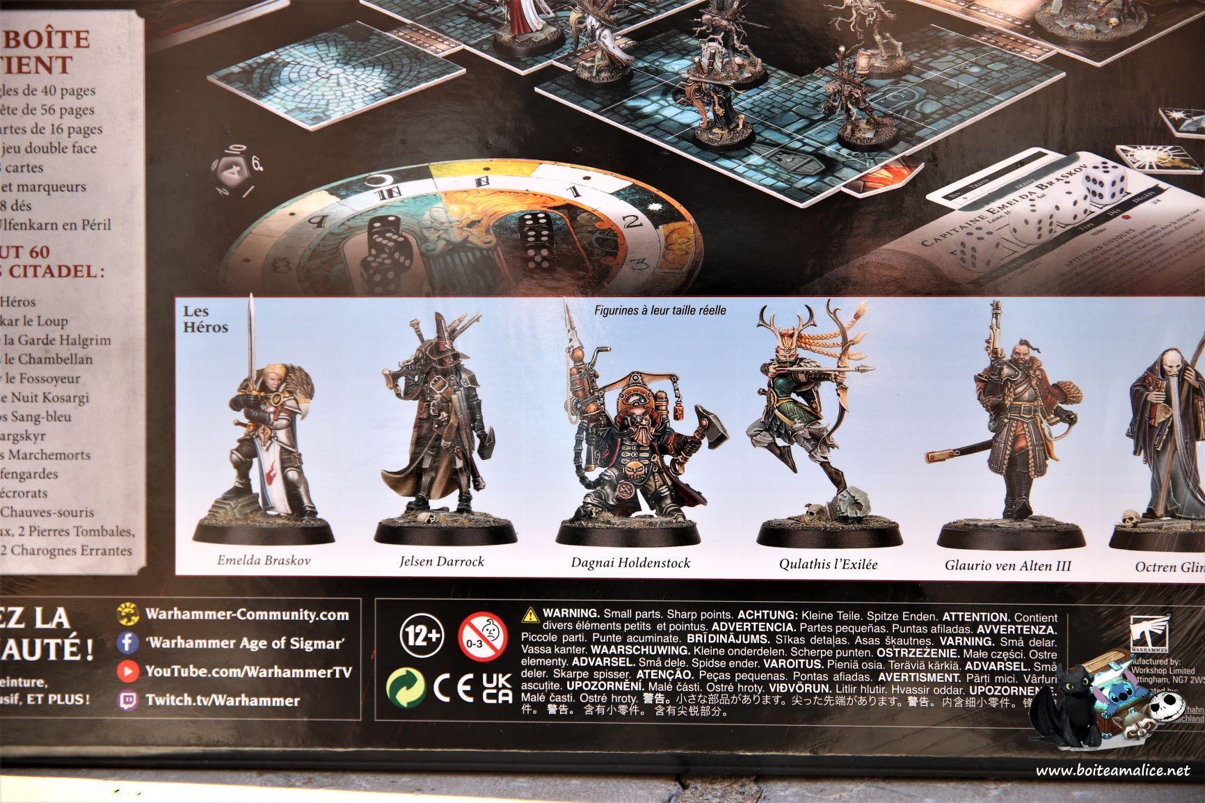 Warhammer quest la cite maudite 3