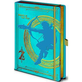 Zelda notebook